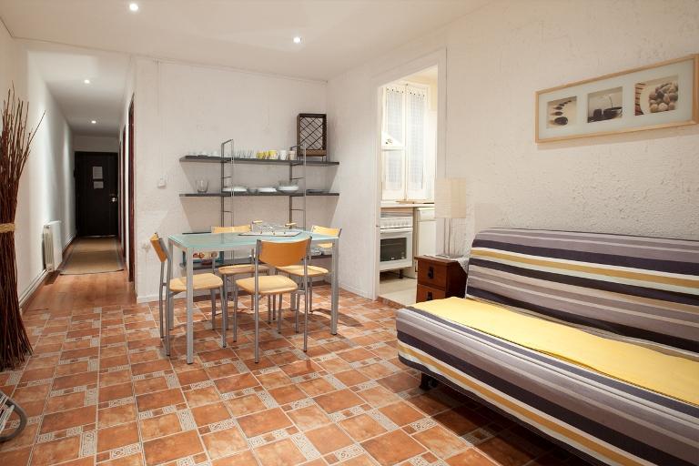 Living-room - Seven - World - rentals