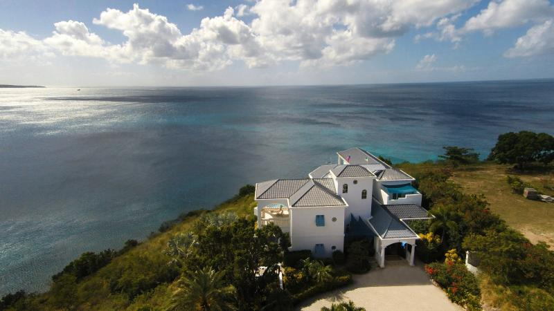 GRAND OUTLOOK CASTLE Best Views-Best Reviews TGYC! - Image 1 - Anguilla - rentals