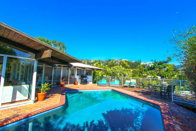 Hollywood Hills Skyline Villa - Image 1 - Los Angeles - rentals