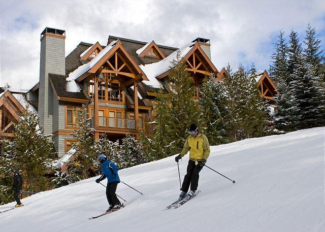 Cedar Creek - Slopeside Accommodation - Cedar Creek B | Whistler Platinum | Luxury Ski-In Ski-Out, Private Hot Tub - Whistler - rentals