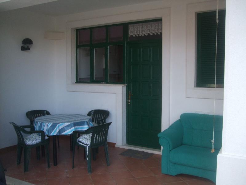A1(2+2): terrace - 3855 A1(2+2) - Supetar - Supetar - rentals
