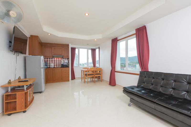 appartement  for 6 sea view - (F7187) Apartment 1 bedroom with Sea View and kitc - Patong - rentals
