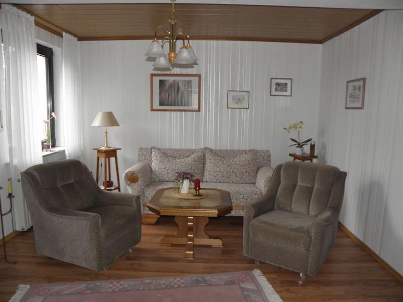 Living Room (1) - Vacation Apartment in Paderborn - 1076 sqft, comfortable, WiFi, big yard (# 2995) - Paderborn - rentals