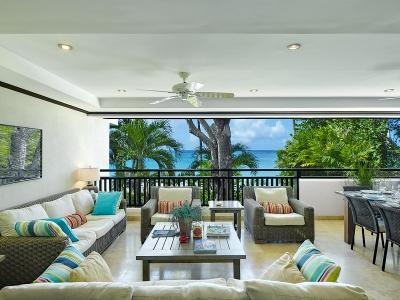 Immaculate 3 Bedroom with Private Terrace in Paynes Bay - Image 1 - Paynes Bay - rentals