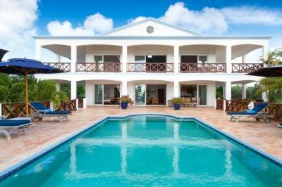 5 Bedroom Villa overlooking the Ocean in Shoal Bay Village - Image 1 - Shoal Bay Village - rentals