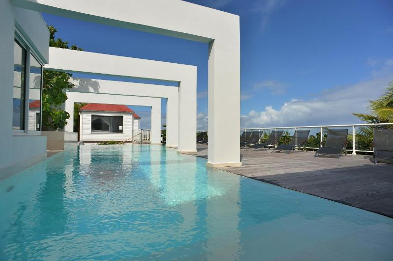 Spacious 6 Bedroom Villa with View in Vitet - Image 1 - Vitet - rentals
