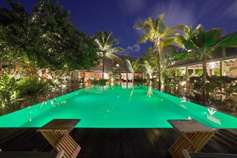5 Bedroom Beachfront Villa on Lorient Beach - Image 1 - Lorient - rentals