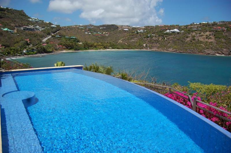 Contemporary 4 Bedroom Villa with Private Dock in Marigot - Image 1 - Marigot - rentals