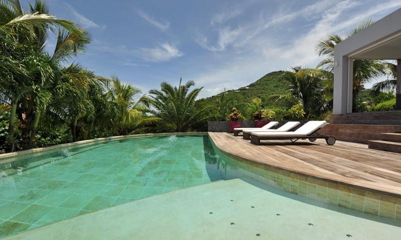 3 Bedroom Villa with Private Pool & Jacuzzi in Petite Saline - Image 1 - Anse de Lorient - rentals