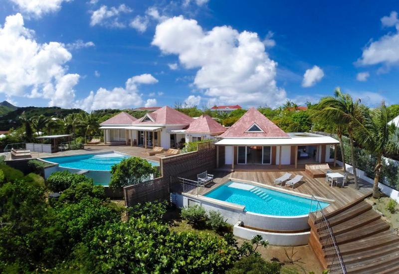 1 Bedroom Villa with Ocean View in Pointe Milou - Image 1 - Pointe Milou - rentals