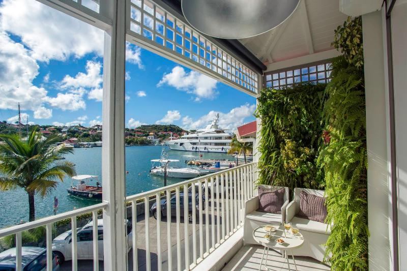 Stunning 3 Bedroom Villa in the Heart of Gustavia - Image 1 - Gustavia - rentals