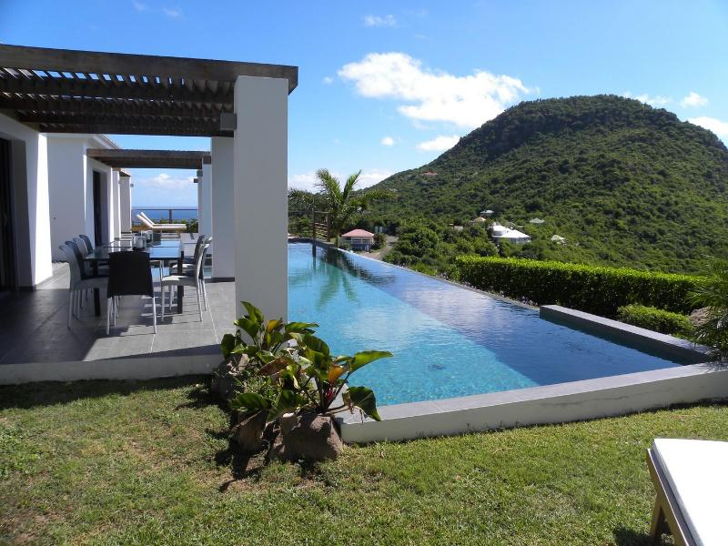 Peaceful 2 Bedroom Villa in Vitet - Image 1 - Vitet - rentals