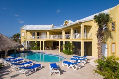 4 Bedroom Villa with Poolside Gazebo in Providenciales - Image 1 - Leeward - rentals