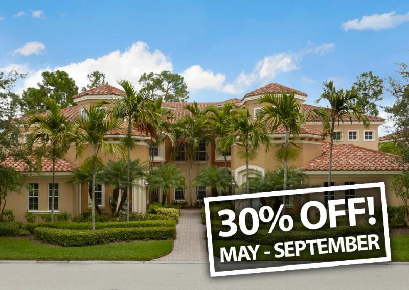 Luxury Condo,Vasari, golf and tennis - Image 1 - Bonita Springs - rentals