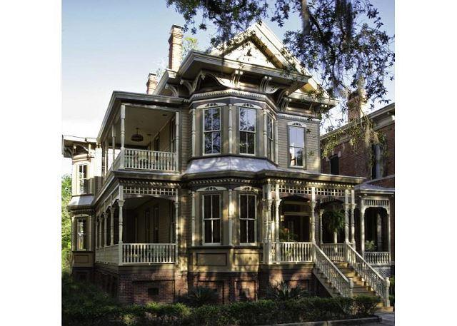 Amazing luxury home overlooking Forsyth Park. Perfect for groups and events! - Image 1 - Savannah - rentals