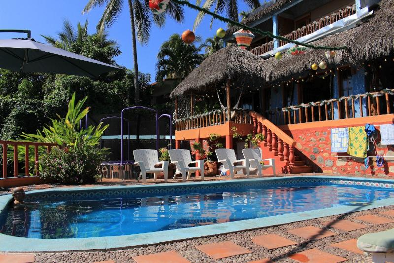 Beautiful Ocean View Home - Image 1 - Manzanillo - rentals