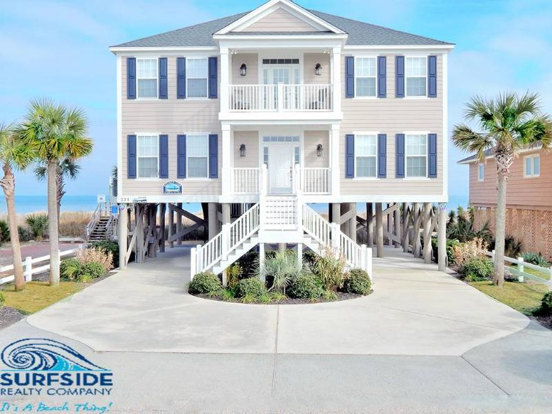Blessed View - Image 1 - Surfside Beach - rentals