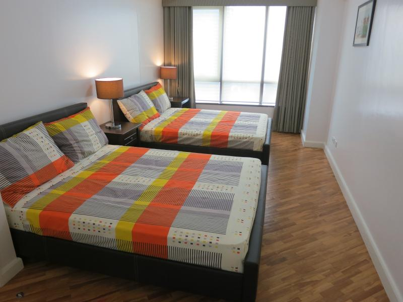 Joya, Rockwell 39th Floor 1 bed with 2 Double Beds - Image 1 - Makati - rentals