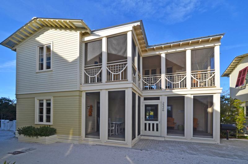 Exterior rear view - Love Me Tender/True - Seaside - rentals