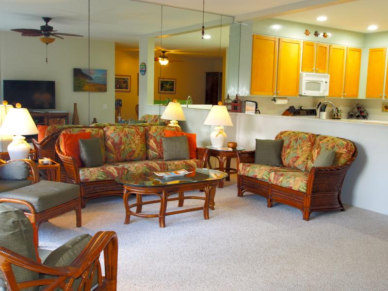 Welcome to our home! - Spacious 2 Bdrm at Regency Poipu Kai Free Wi-fi - Poipu - rentals