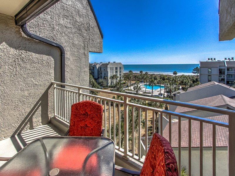 View from 538 Shorewood - 538 Shorewood - Forest Beach - rentals