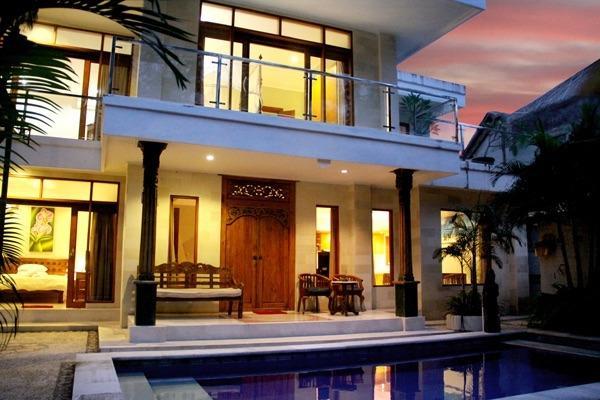 Surena - beautiful spacious villa in central loc. - Image 1 - Legian - rentals