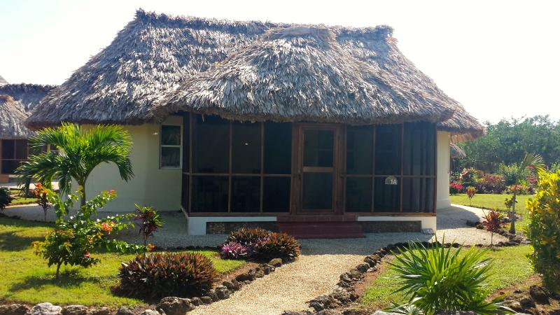 Casita 1A - Luxury Beachfront Casita in Orchid Bay, Belize - Corozal Town - rentals