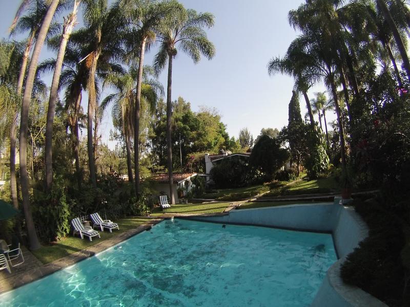 Villa Xochimilco w/ Tropical Gardens, Pool & Locat - Image 1 - Cuernavaca - rentals