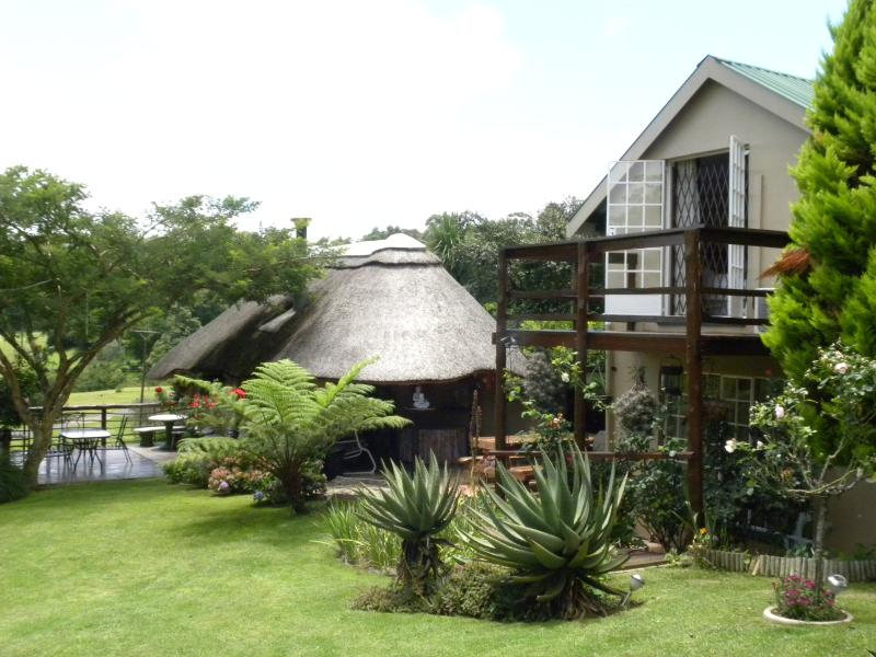 Lakeview villa - Drakensberg mountains luxury self catering accommodation - Pongola - rentals