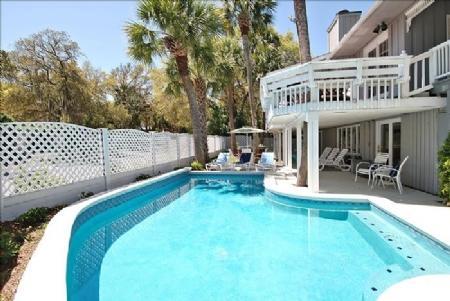 Pool View - 20 Jacana - Hilton Head - rentals