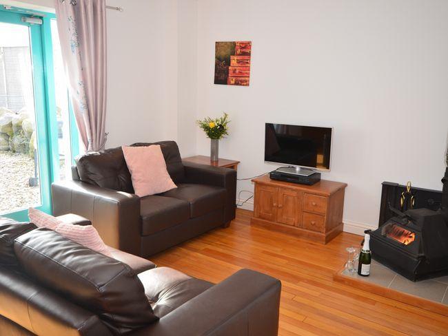 Lounge area - SWHEA - Kippford - rentals