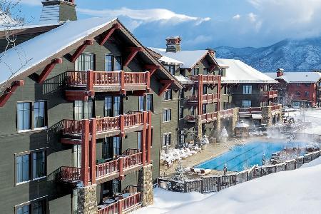 Chic Ritz Carlton Three Bedroom- superb Ski-in/Ski-out, Aspen Club & Spa access - Image 1 - Aspen - rentals