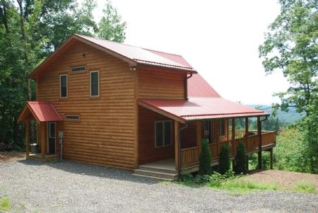 Grand Mtn Vistas! - Grand Mountain Vistas-Cabin_ Mountain Views_ Firepit_ WIFI - Fleetwood - rentals