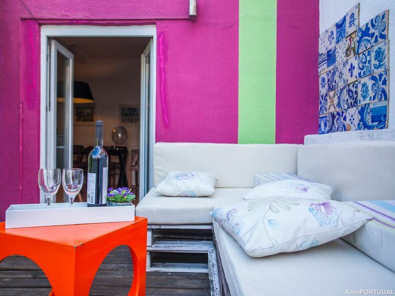 Artilharia Terrace - Image 1 - Lisbon - rentals