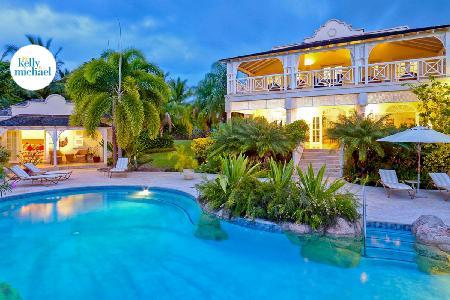 Exclusive Calliaqua at Sugar Hill set on an acre of landscaped gardens in resort community - Image 1 - Barbados - rentals