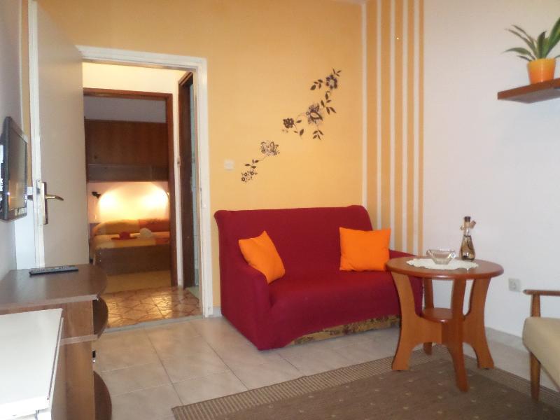 Living room - Apartment Tea A1, few minutes from the beach - Zadar - rentals