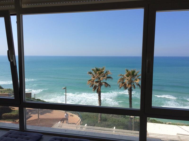 Beautiful Beachfront Lux Apt. - Image 1 - Netanya - rentals