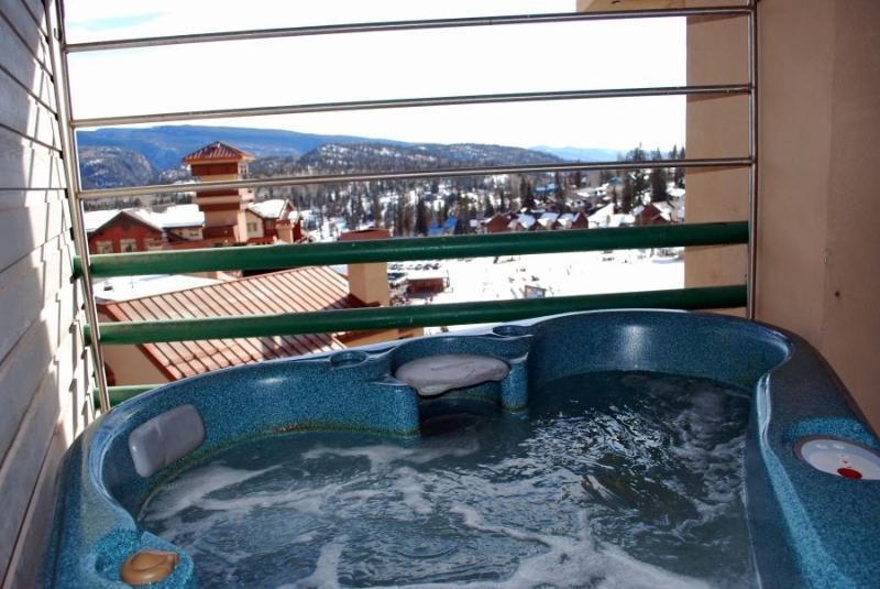 DMR-721 Got Hot Tub? - Slopeside Penthouse w views - Durango - rentals
