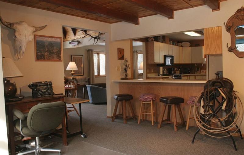 Tall Tree-Entry - Tall Tree Cabin - Durango - rentals