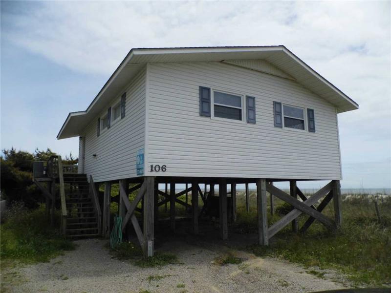Atlantic Blue 106 Sellers Street - Image 1 - Oak Island - rentals