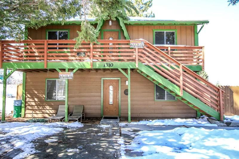 Bear Mountain Backyard unit A  #917 Upper - Image 1 - Big Bear Lake - rentals