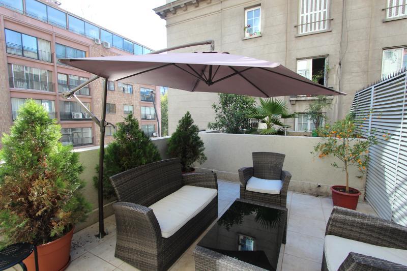 Walking distance / Subway/ restaurant /Big terrace - Image 1 - Santiago - rentals