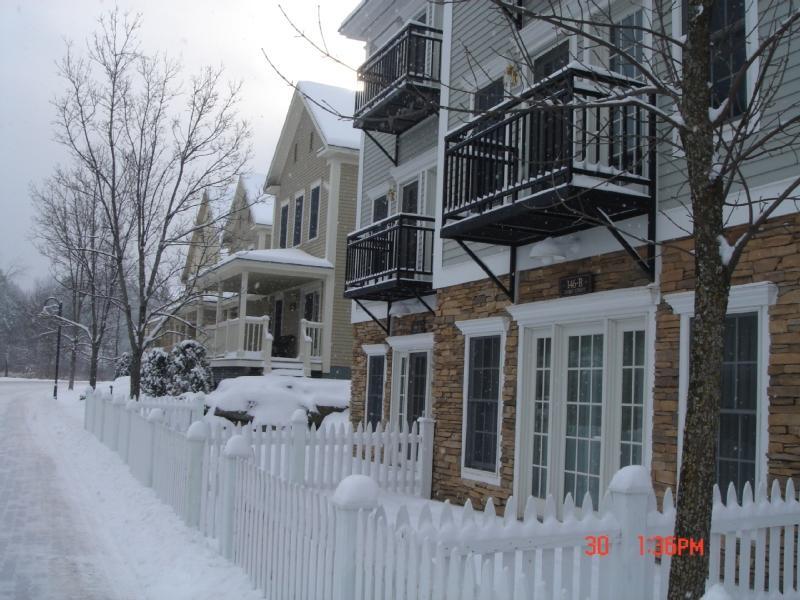 WINTER WONDERLAND - Stowe Village Hideaway - Stowe - rentals