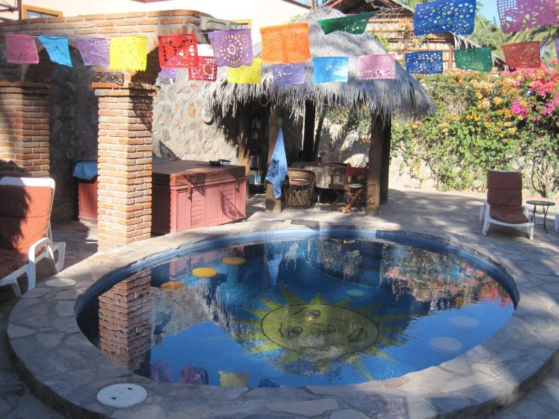 Swimming pool - Casa Escondida in Loreto, BCS, Mexico - Loreto - rentals