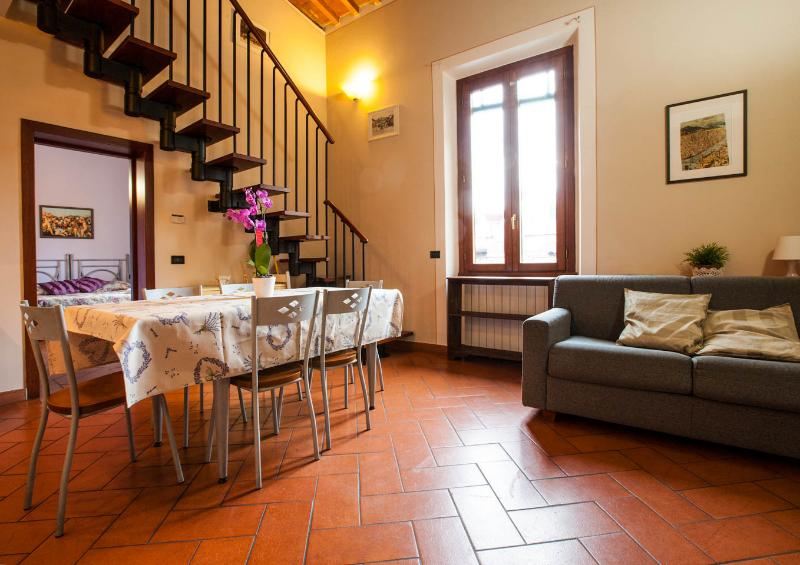 livingroom - Apt F San Frediano in Florence - Florence - rentals