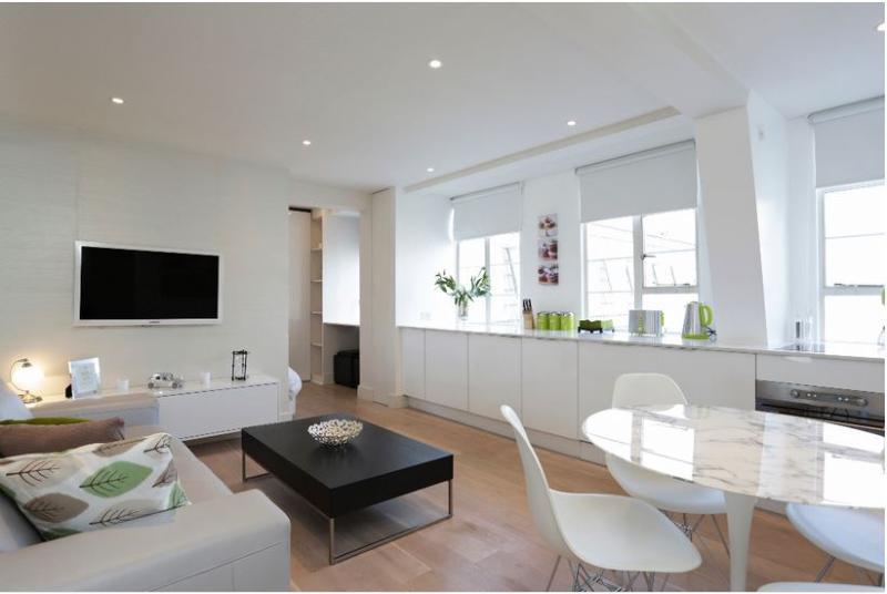 Chelsea 1 Bedroom (4528) - Image 1 - London - rentals