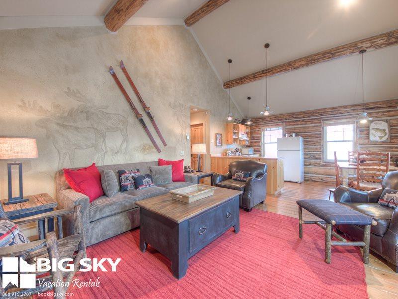 Cowboy Heaven Rustic Ridge - Image 1 - Big Sky - rentals