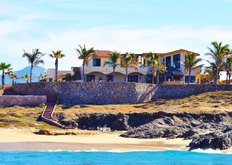 View from the Pacific - Miles of private beach only minutes from Cabo - Cabo San Lucas - rentals