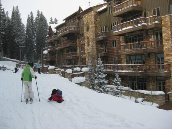 3056 The Timbers Ski-in/Ski-out 1 bedroom 2 bath luxury condo - Image 1 - Keystone - rentals