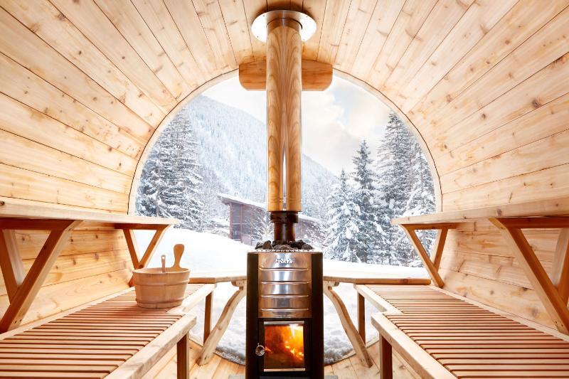5* Luxury Chalet - Marmotte Mountain Libellule - Image 1 - Chamonix - rentals